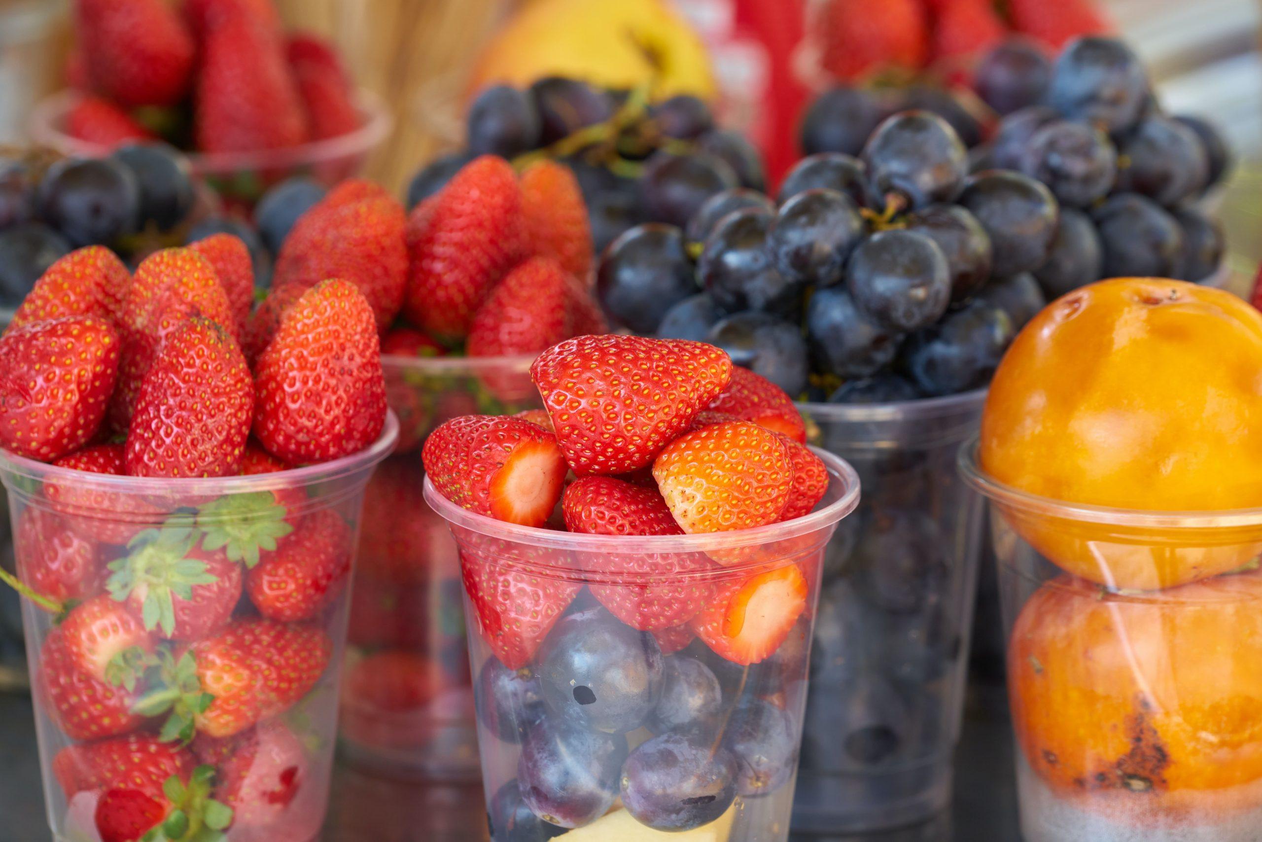 Bär och frukt